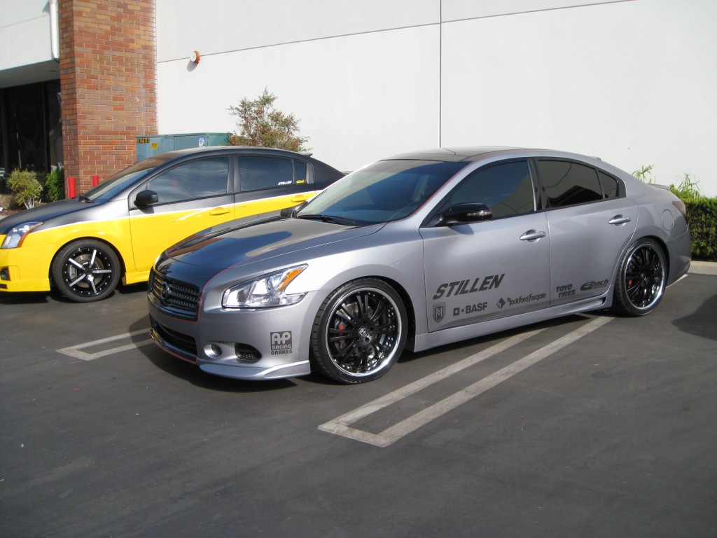 2010 Dbs volante in addition 2016 Nissan Maxima Isnt Ordinary Looking Car Now additionally 644 Nissan Altima 2014 White Wallpaper 5 moreover Maxima 2 additionally Stillen 2009 Nissan Maxima Sema Project Car Progress Finished. on 2012 nissan maxima body kit