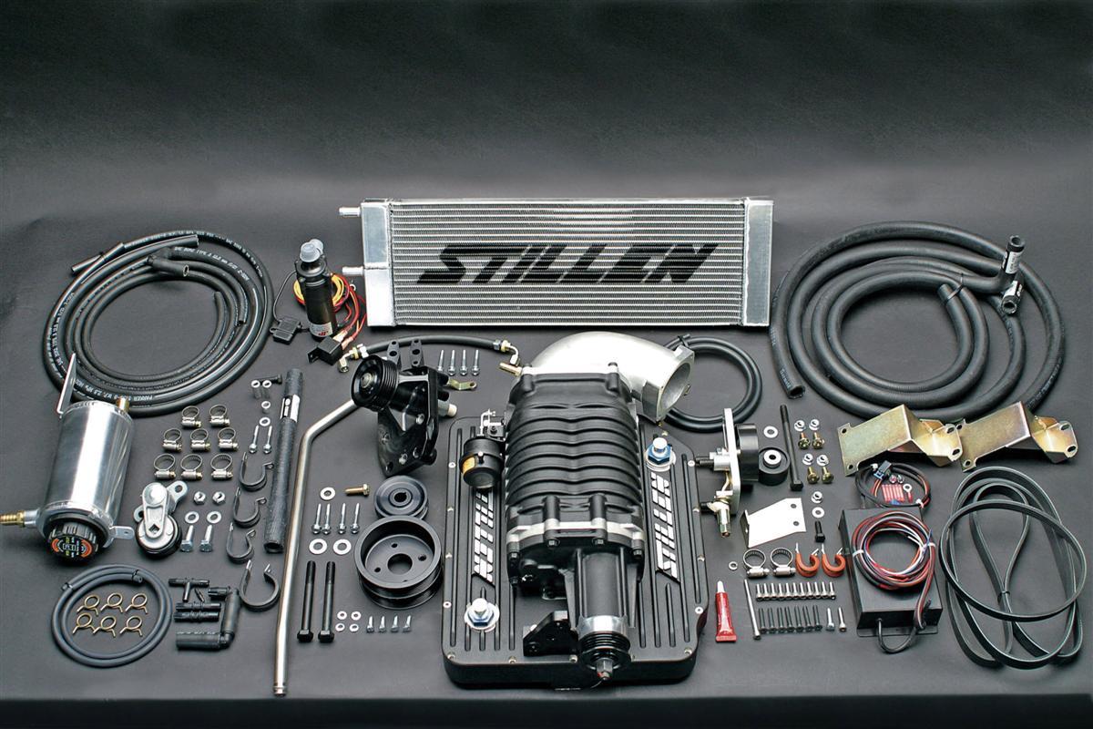 Stillen Supercharged Nissan 350z Z33 For Sale Stillen Garage