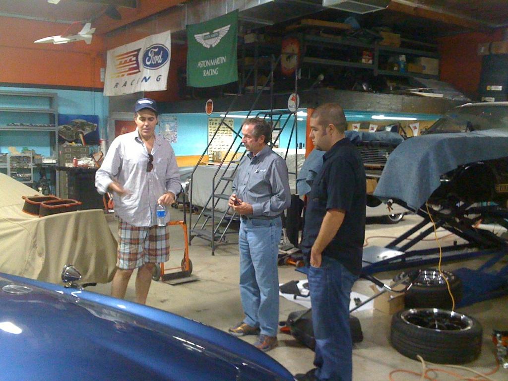 Steve Millen and Adam Carolla on Carcast STILLEN Edition