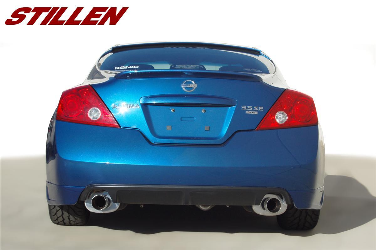 Stillen altima coupe rear corners