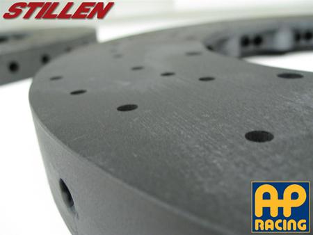 STILLEN AP Racing Carbon Ceramic Brakes Nissan GT-R