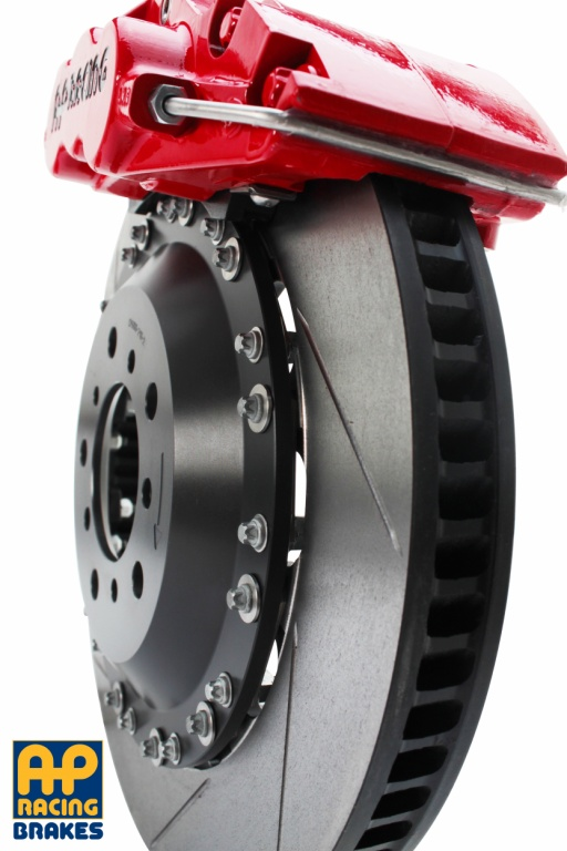 AP Racing Big Brake System for 2008-2010 BMW M3 (E9x