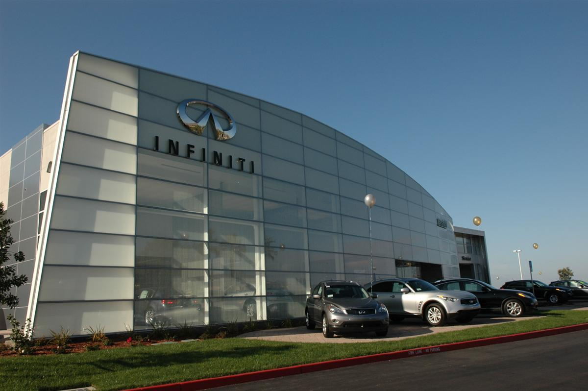 Beshoff Infiniti In San Jose Open