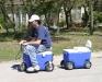 Driving the Cruizin Cooler