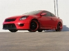 STILLEN Altima Coupe Fascia with STILLEN Side Skirts & Custom Painted Wheels