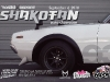 Shakotan Hellaflush DSPORT Car Show Flyer
