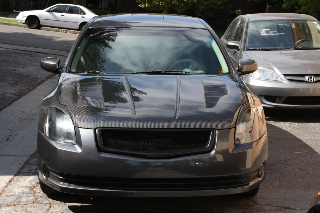 Nissan Maxima Coupe >> STILLEN 04-06 Maxima Roof Wing Pictures | STILLEN Garage
