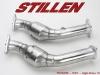 STILLEN 503436 Infiniti G37 High Flow Catalytic Converters