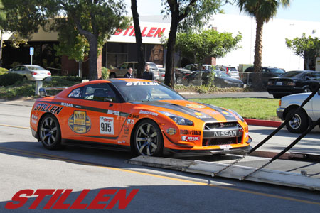 STILLEN Nada Guides GT-R shipping out for SEMA 2009