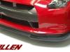 STILLEN Nissan GT-R R35 Lip Spoiler