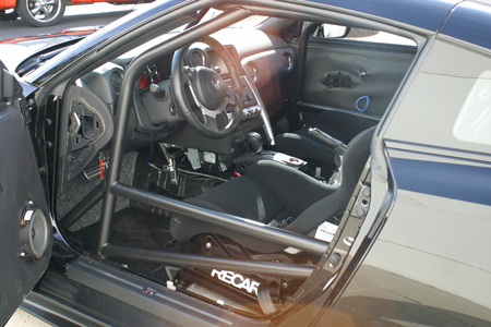GTR Custom STILLEN roll cage