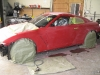 STILLEN R35 GT-R in the Paint Shop