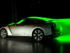 2009 Nissan GT-R Aerodynamics and Body Structure