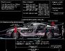 2009 Nissan GT-R Technical Sketch