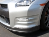 Side View of a STILLEN Skid Plate on a GT-R