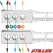 STILLEN Adjustable Sway Bar Diagram