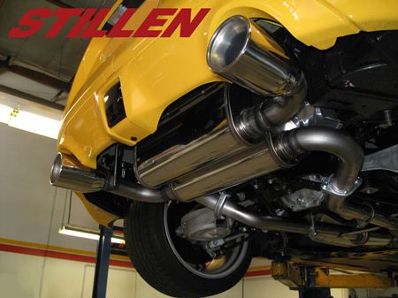 STILLEN 370Z Exhaust