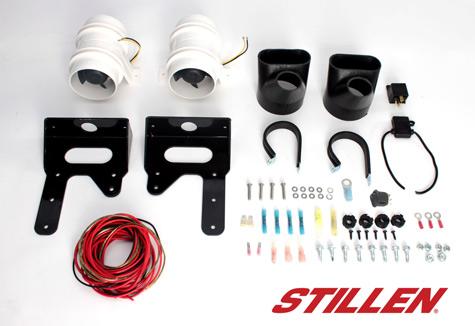 Stillen R Nissan Gt R Active Front Brake Cooling System
