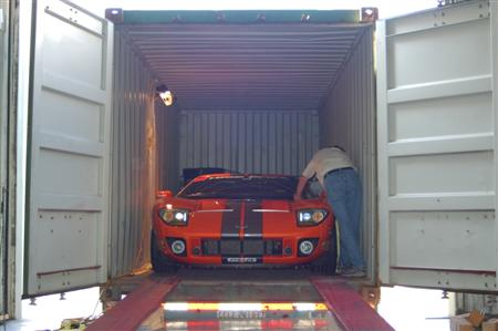 STILLEN Ford GT Headed to New Zealand