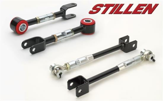 STILLEN G35 Camber Adjusters & Toe Arms