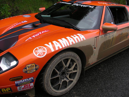 STILLEN Ford GT Targa Rally Dirty
