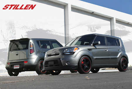 Stillen Releases Kia Soul Body Kit Amp Styling Components