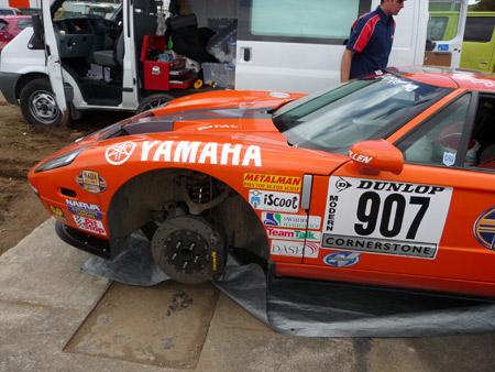 STILLEN Ford GT Targa Rally Day 4