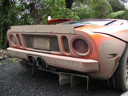 STILLEN Ford GT Targa Rally
