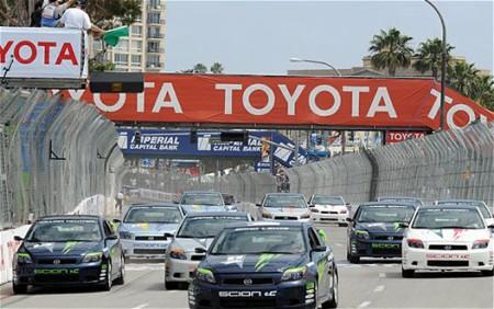 Toyota Pro/Celebrity Race