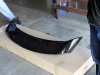 Password JDM Dry Carbon Fiber Wing