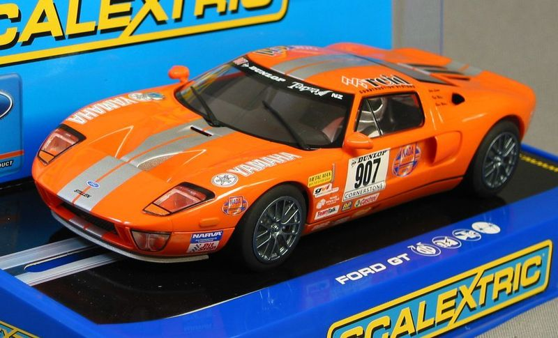 Stillen Gt R Immortalized With Scalextric 1 32 Scale Slot