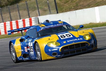 Spyker SNORAS GT2R