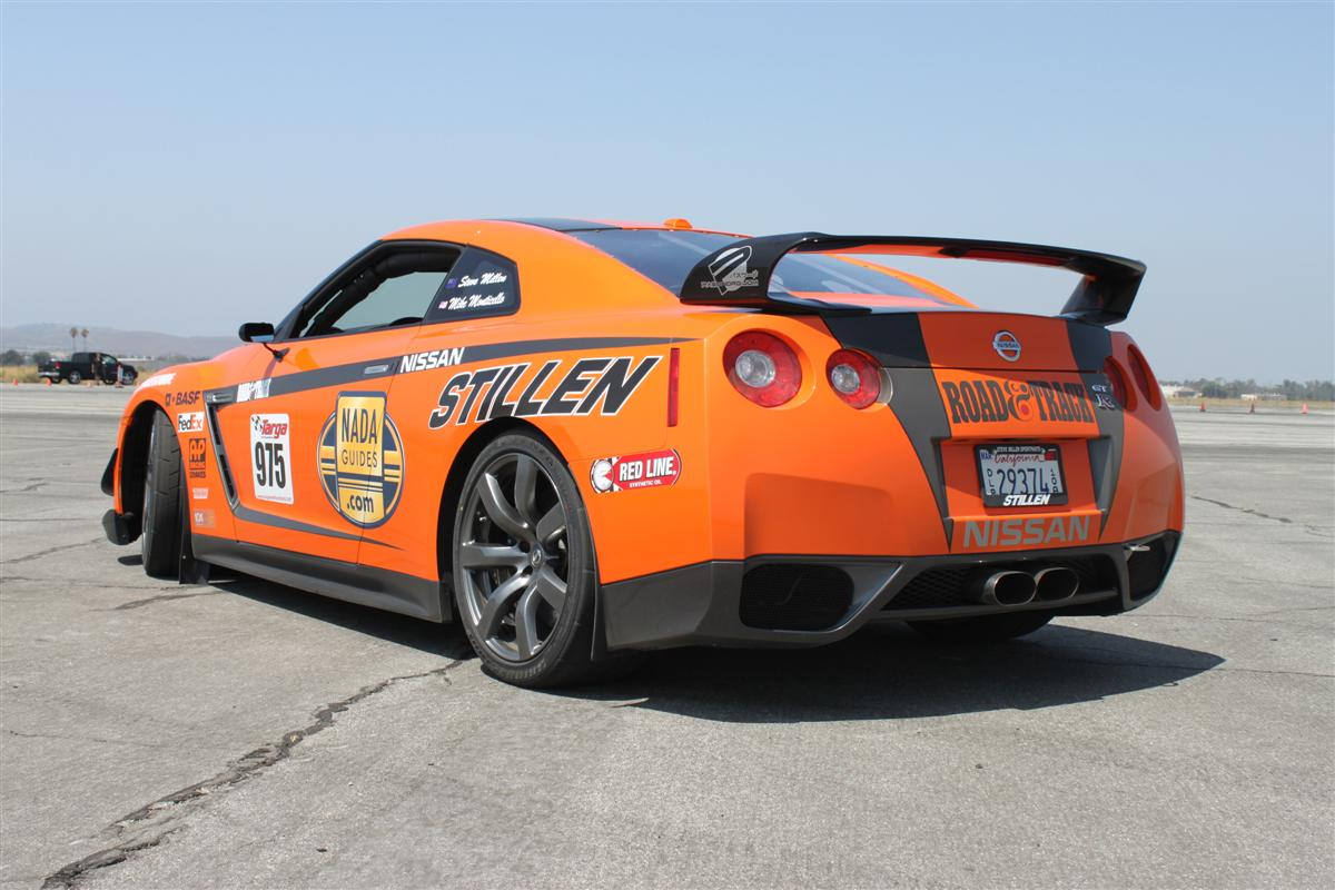STILLEN R35 GT-R Rally Prepped Specifications & Video ...