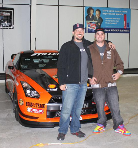 STILLEN Sweepstakes Winners at the 2009 Targa Newfoundland Rally