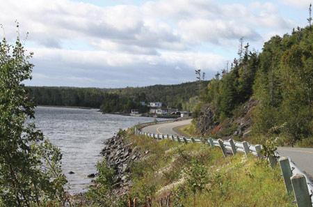 Targa Newfoundland 2009 Landscape