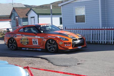 STILLEN GT-R during Racing Day 4 at the 2009 Targa Newfoundland Rally