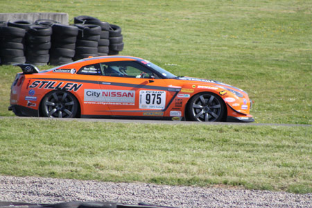 Steve Millen STILLEN R35 GT-R Targa New Zealand Manfield Race Track