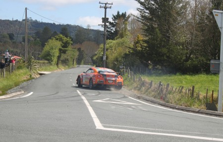 Targa New Zealand 2011