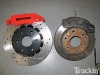 2004 GMC Sierra Brake Rotor Comparison