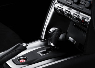 GT-R Interior Images