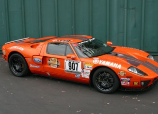 STILLEN Ford GT Getting Ready to Compete in the 2008 Dunlop Targa Rally
