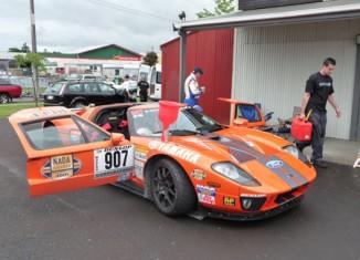 2008 Dunlop Targa Rally - Day 1