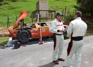 2008 Dunlop Targa - Day 3 Update