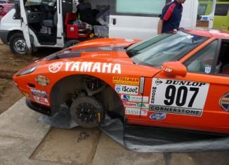 2008 Dunlop Targa Rally - STILLEN Ford GT