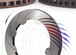 R35 GT-R Brake Rotor