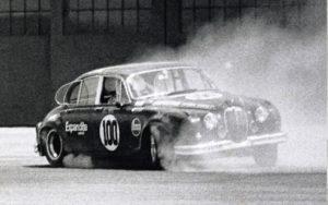 Jaguar Mk II (1971) Sedan Steve Millen Racing Heritage