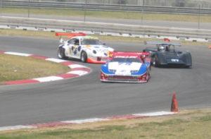 Nissan 300ZX TT 75 Race Car Steve Millen On Track (1)