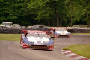 Nissan 300ZX TT IMSA 75 Race Car STEVE MILLEN 1ST PLACE
