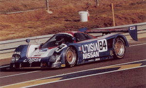Nissan R90CK Lola Unisia Nissan 84 Car Steve Millen Racing (3)