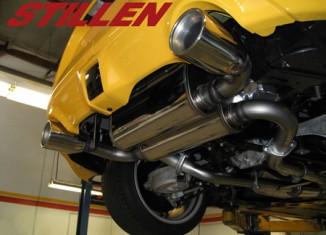 STILLEN Stainless 370Z Cat-Back Exhaust